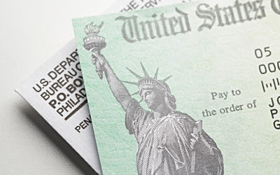 My Deceased Relative Received a Stimulus Check.  May We Keep It?
