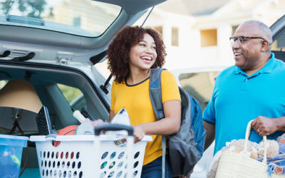 Tips for Parents of College Bound Students